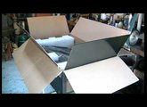 Unboxing Behringer X32