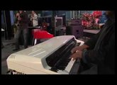 George Duke tests Rhodes 7 at NAMM 2008 Its On