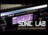 Roland Integra-7 Product Presentation for Sonic LAB