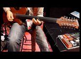 Ihâb Radwan PMC Guitars Byblos (electric oud) Seymour Duncan, Bogner XTC, HiWatt (1/2)