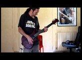 """Patrck Martin """"Scarve""""PMC Guitars Blast (Bogner XTC VHT Fryette Deliverance Fernandes Sustainer)"""