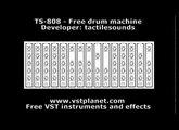 TS-808 - Free drum machine - vstplanet.com