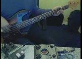 Bass Octaver test - Pearl OC-07