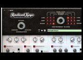 Radical Keys - Rack Extension