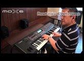 Yamaha MOX6 Demo 1/2 : Voice & Performance