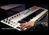M Audio Venom Video Demo [NAMM 2011]
