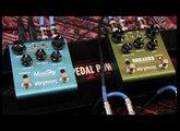 Strymon Brigadier Delay and blueSky Reverberator - Verbed Delay Demo