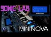 Novation Mininova Synthesizer - Sonic LAB review