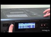 mmag.ru: Roland Integra-7 video review and demo