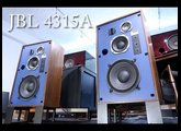 JBL 4315A perfect restored speakers by KenrickSound - 2
