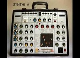 Vintage Synth Demo - EMS Synthi