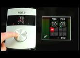 Focusrite Forte USB Audio Interface at Soundsliveshop.com