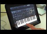 iPad Music: Korg iMS-20 Drum & Bass