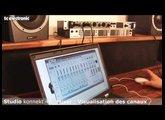interface audio Studio Konnekt 48 de TC Electronic : configuration de la console de mixage