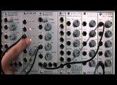 Doepfer A110 VCO /A145 LFO-Pulse Width Modulation