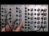Doepfer A110 VCO /A145 LFO- More Pulse Width Modulation