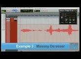 How to use a De-esser on vocals