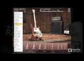 Native Instruments - Scarbee Rickenbacker Bass - Pt. 1 The Interface