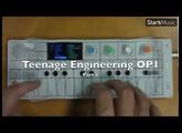 TEENAGE ENGINEERING OP-1 - Démonstration Live - 1/2