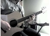 Taylor DN3 acoustic guitar sound test