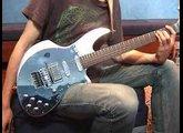 The Banshee - Custom Guitar Demo 1