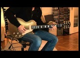2011 Gibson Les Paul 60's Tribute Goldtop