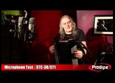 Comparative test Prodipe STC-3D and ST1 mics