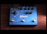 Strymon Mobius - Phaser Machine audio demo