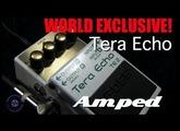 Boss Tera Echo TE-2 Pedal - First Look