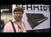 WNAMM13:Here Comes The Schmidt Polysynth - Video