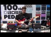 [NAMM] Boss Tera Echo, Multi Overtone & Adaptive Distorsion