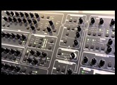 NAMM 2012: Lamar Mitchell checks out The Schmidt Analog Poly Synthesizer