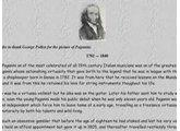 Caprices No 24 Paganini