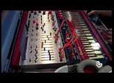 Alessandro Cortini performance on Easel Namm 2013 - Part 2