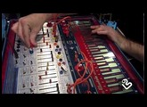 Alessandro Cortini performance on Easel at Namm 2013 - Part 1