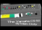 The Yamaha CS-50 Part 6- Touch Modulation (aftertouch)