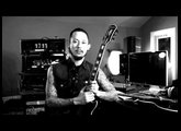 Epiphone and Trivium's Matt Heafy present the Ltd. Ed. Matt Heafy Les Paul Custom