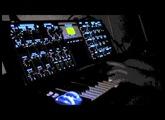 MiniMoog Voyager - Electric Blue