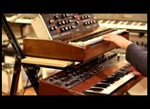 1970s style soundtrack with Minimoog and Prophet-5