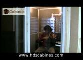 HDS Cabines - Test Violon / Violin