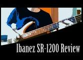 Ibanez SR-1200 short review