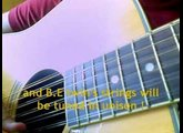 How to tune a 12-string guitar - commented lesson -