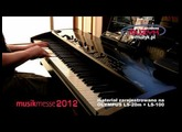 Kawai MP10 Stagepiano E-Piano - demo nagrane na Musikmesse 2012, test na E-MUZYK.pl