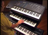 """Me playing Depeche Mode """"Everything Counts"""" 101 version"""