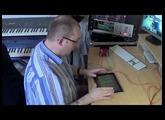 Configuring the KissBox MIDI2TR as an iPad RTP-MIDI wireless interface