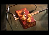 Review of the Jam Red Muck Pedal.