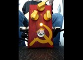 Jam pedal Red muck par pierre