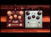 Strymon Flint Reverb vs Strymon Blue Sky Reverberator