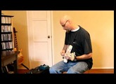 Strymon - blueSky reverberator demo - part 2