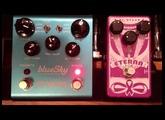 Mr. Black Eterna Shimmer vs Strymon Blue Sky Reverberator